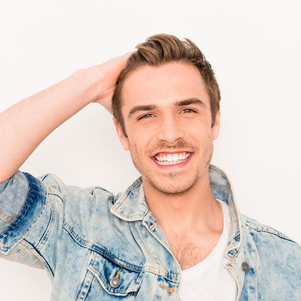 Low-Level Light Therapy Hair Restoration
