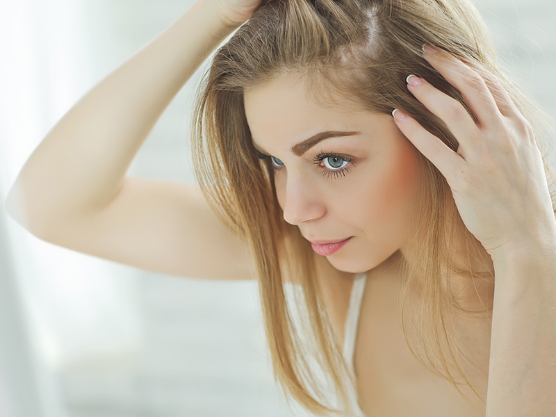 Tried and Tested Tips to Control Hair Fall - Hair Restoration Toronto
