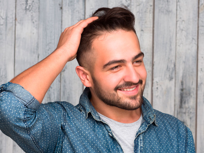 Undergoing-a-Hair-Transplant-Procedure