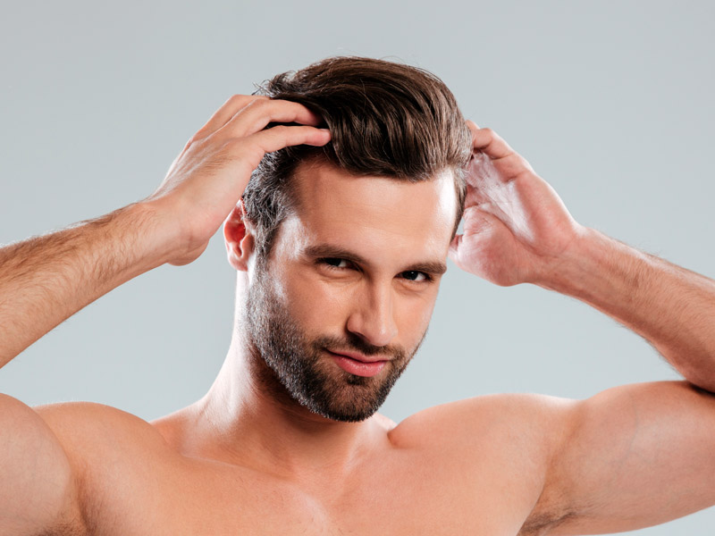 When to Be Concerned About Temporary Hair Loss