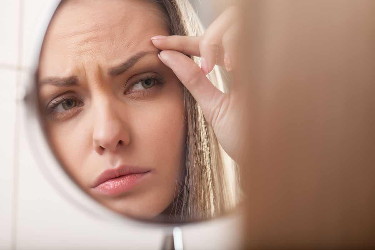 Female Eyebrow Loss