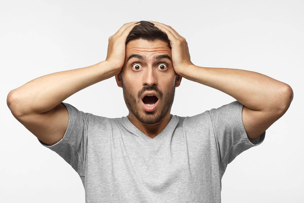 """After Your FUE Hair Transplant, Should You Expect """"Shock Loss""""?"""