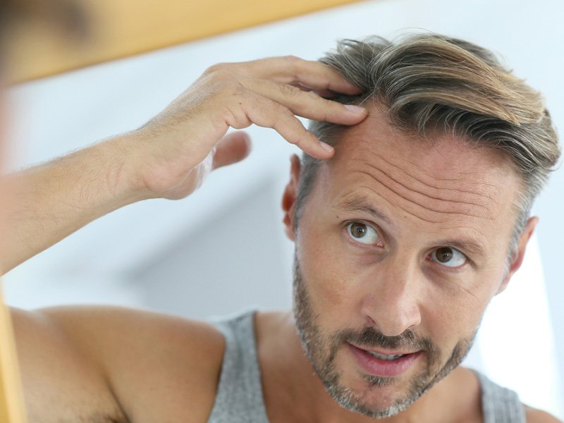 PRP and LLLT for Hair Restoration